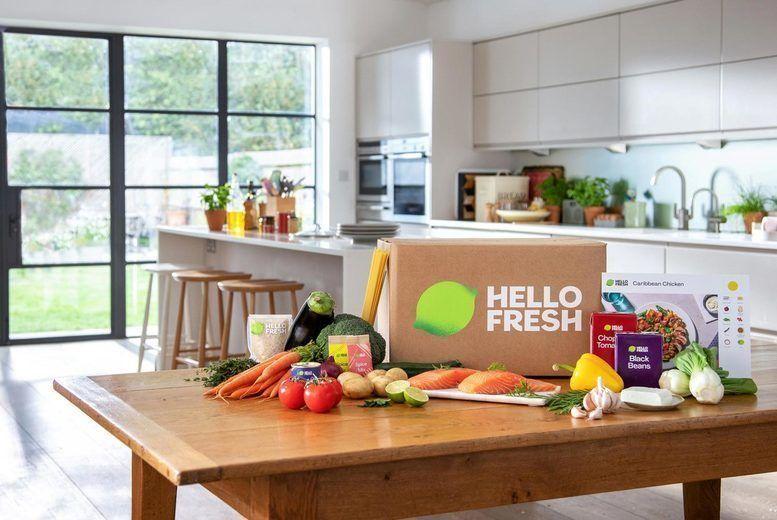 HelloFresh Subscription Box Voucher