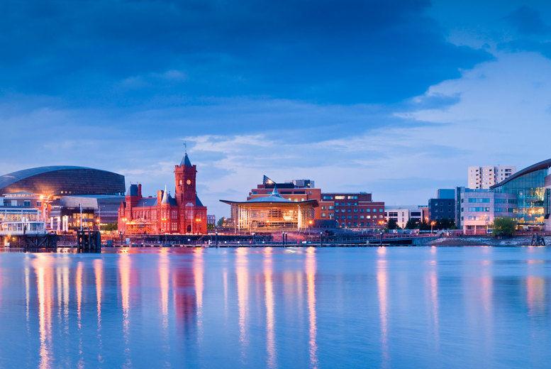 Cardiff-Water