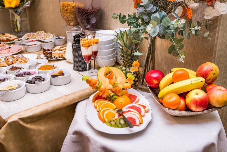 Hotel Astoria Gold - Breakfast