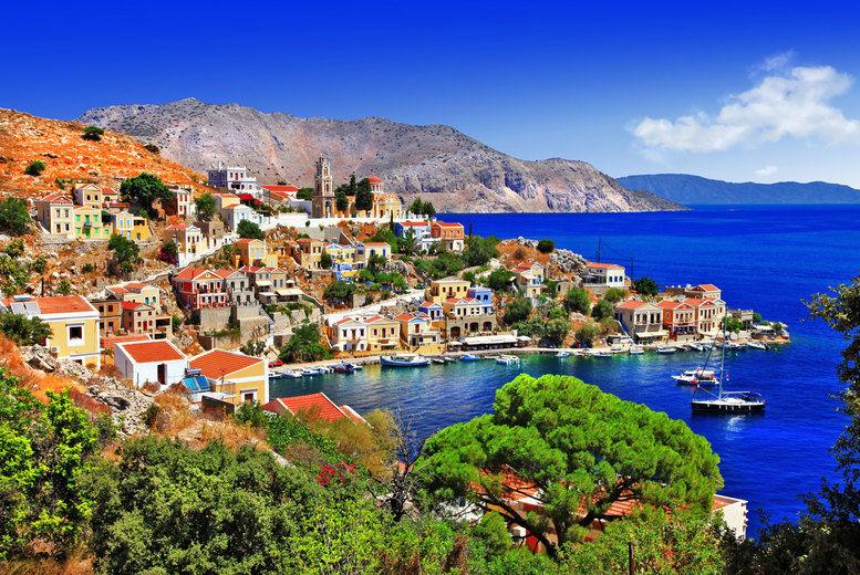 Rhodes, Greece Stock Image