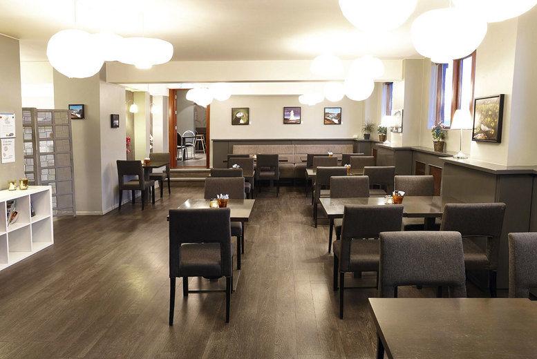 Fosshotel Baron - Restaurant