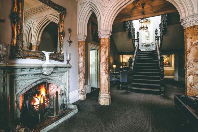 Hollin House Hotel-Fireplace