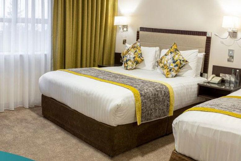 McGettigan's Hotel-Room