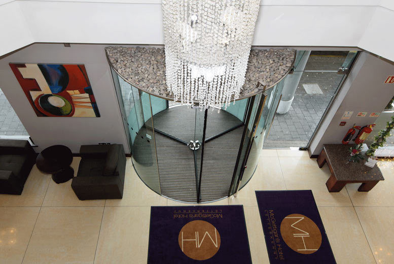 McGettigan's Hotel-Lobby
