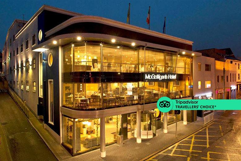 McGettigan's Hotel-Exterior