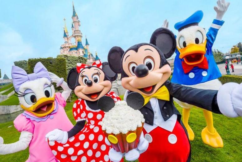 Disneyland-Minnie Mouse
