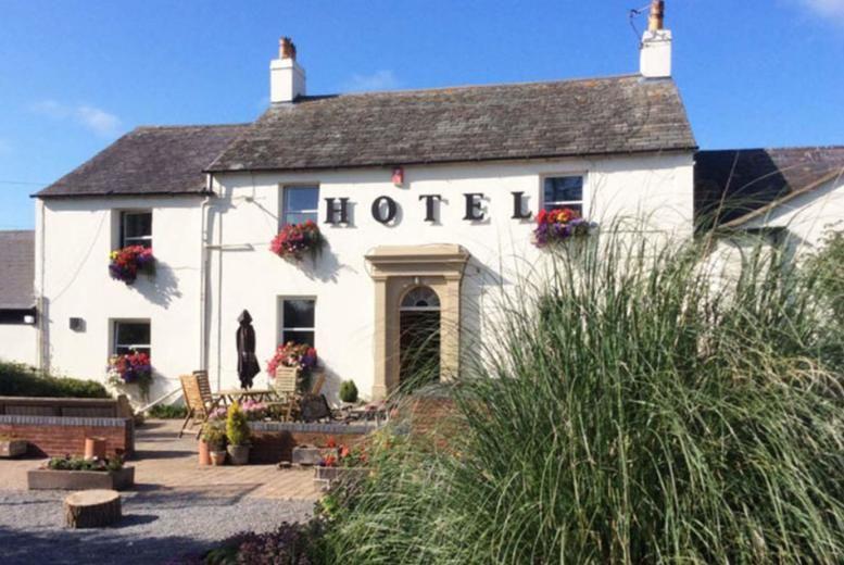 Wheyrigg Hall Hotel, Cumbria - Exterior