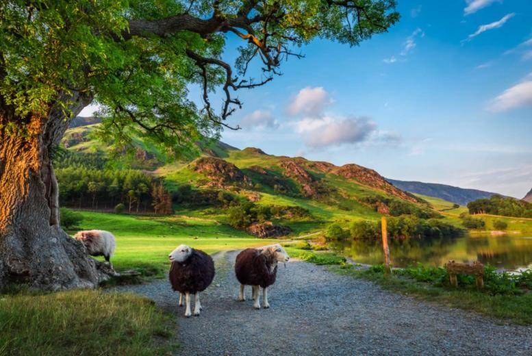Cumbria, Stock Image