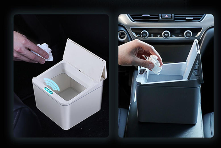 Touch-Free-Automatic-Sensor-Smart-Bin-5