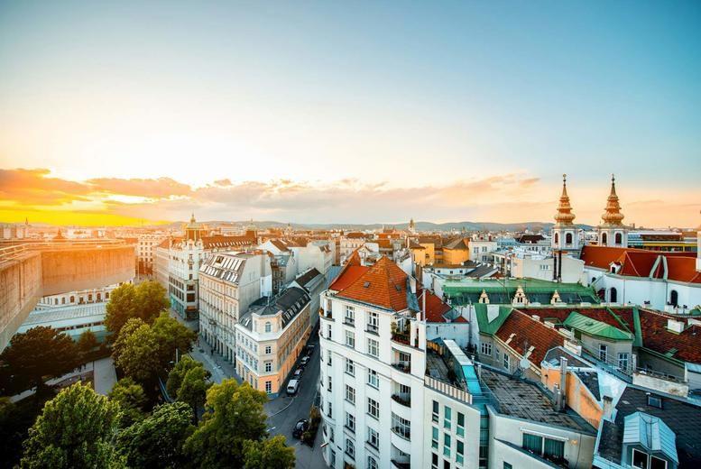 Vienna, Austria Stock Image