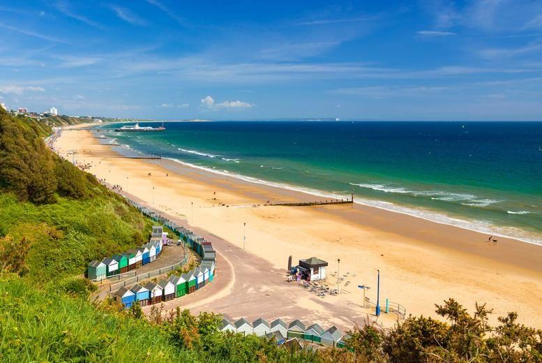 Bournemouth Stock Image