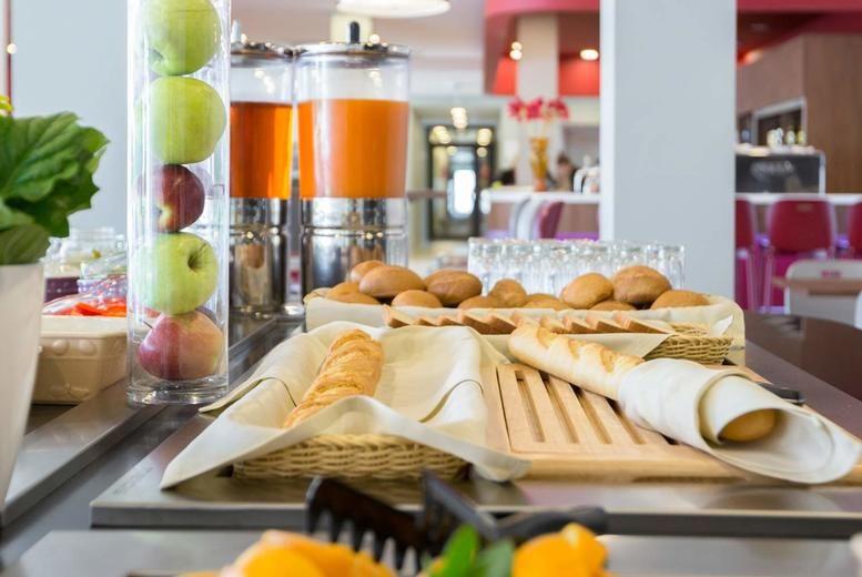 Ibis Styles Bournemouth Hotel - Breakfast
