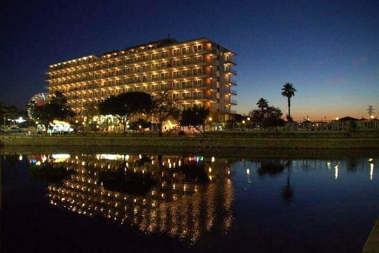 Playa Moreia Apartments - Exterior