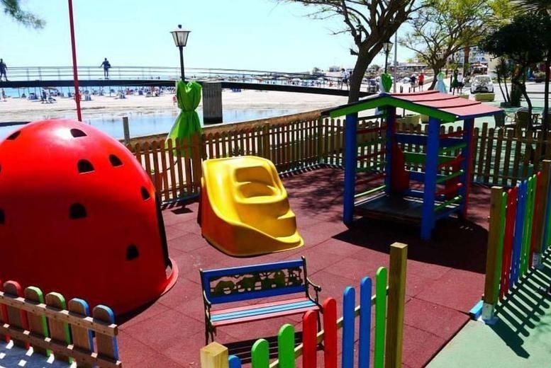 Playa Moreia Apartments - Play Area