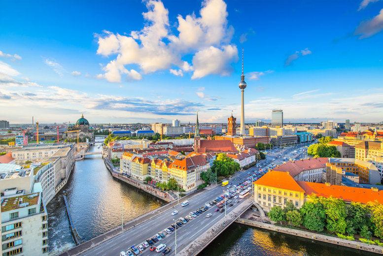 Berlin-Aerial
