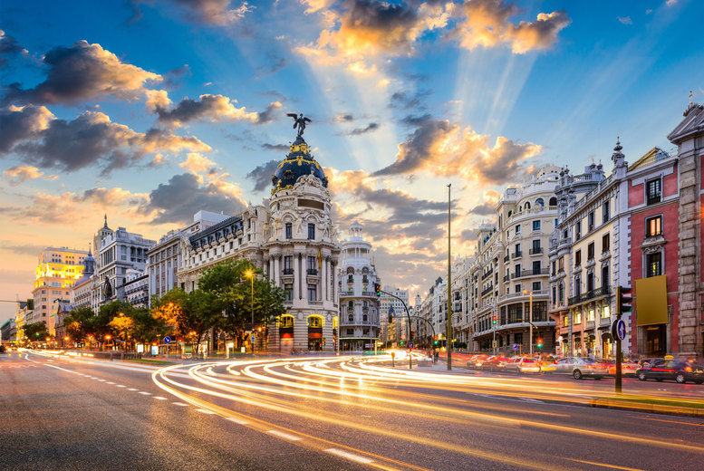 Madrid-Cathedral