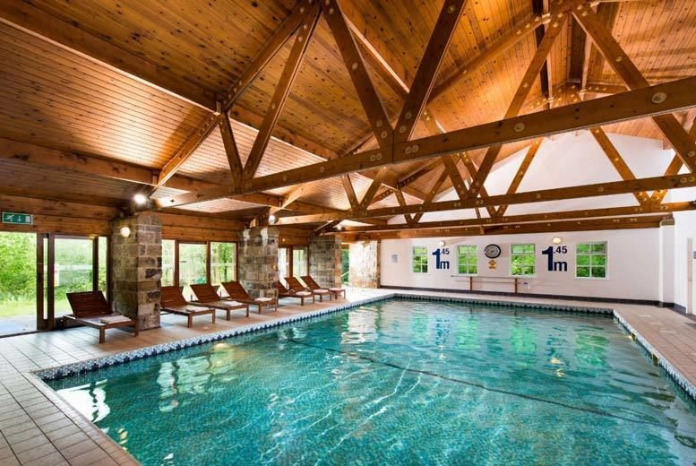 Chevin Country Park Hotel-Pool