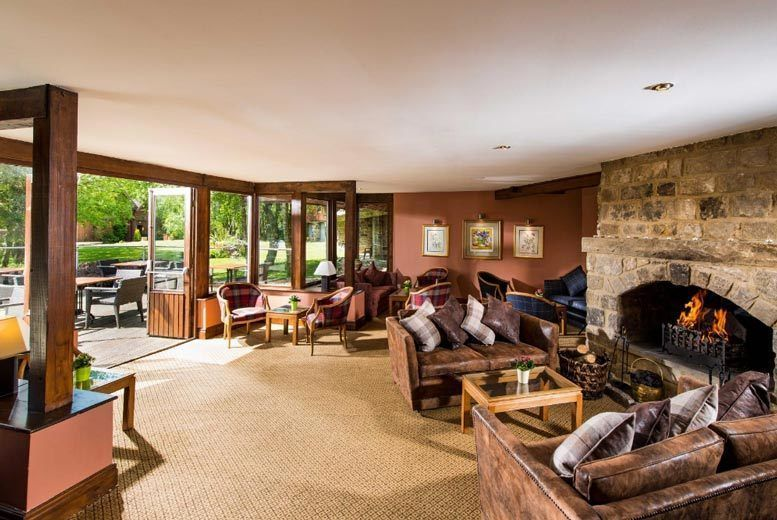 Chevin Country Park Hotel-Lounge