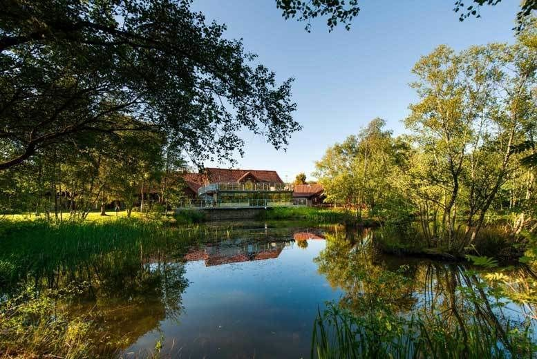 Chevin Country Park Hotel-Exterior