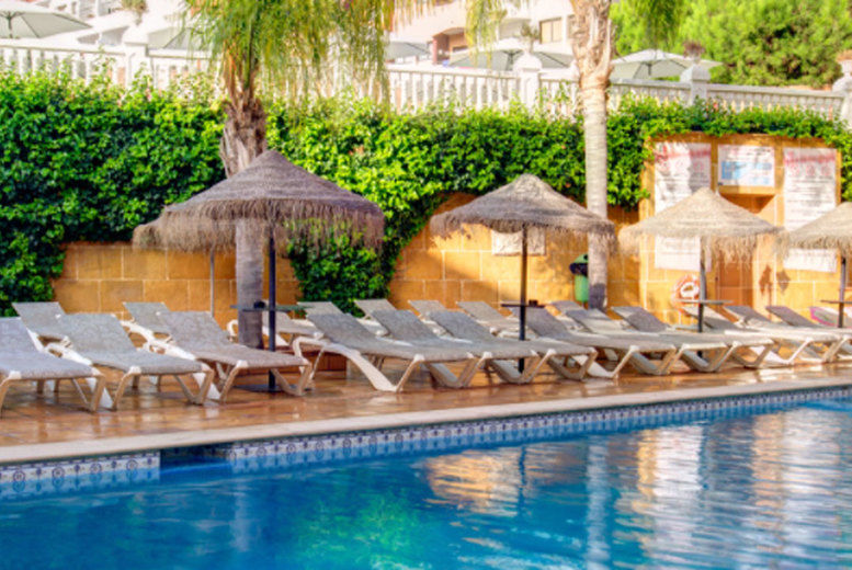 Choromar Apartments - Outdoor Pool