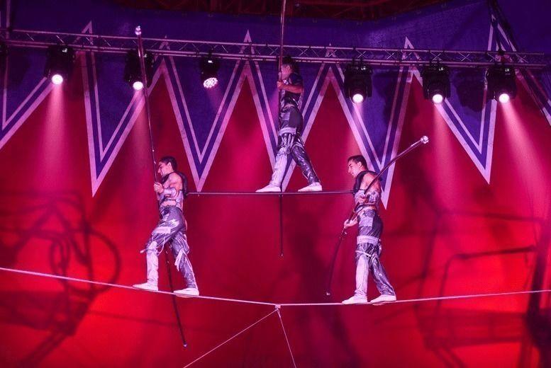 Continental Circus Berlin - London