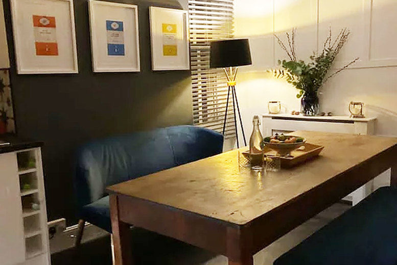Guillemot House - Living Area