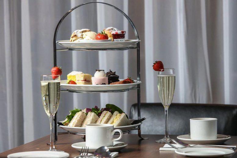 Hilton Liverpool Afternoon Tea Deal - Liverpool