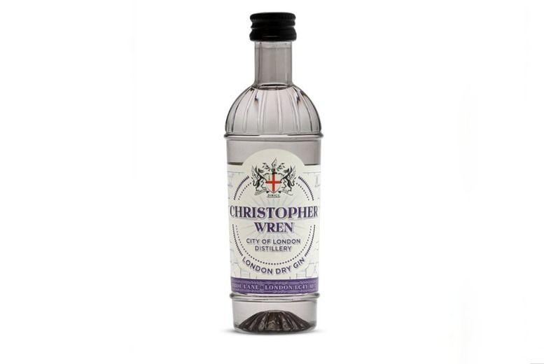 Christopher Wren Gin 12 Pack Voucher