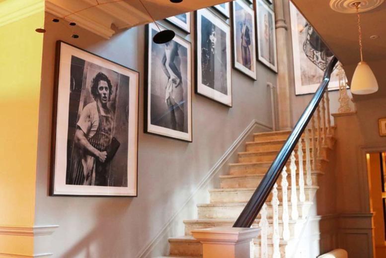 Rudloe Arms Hotel, Wiltshire - Staircase