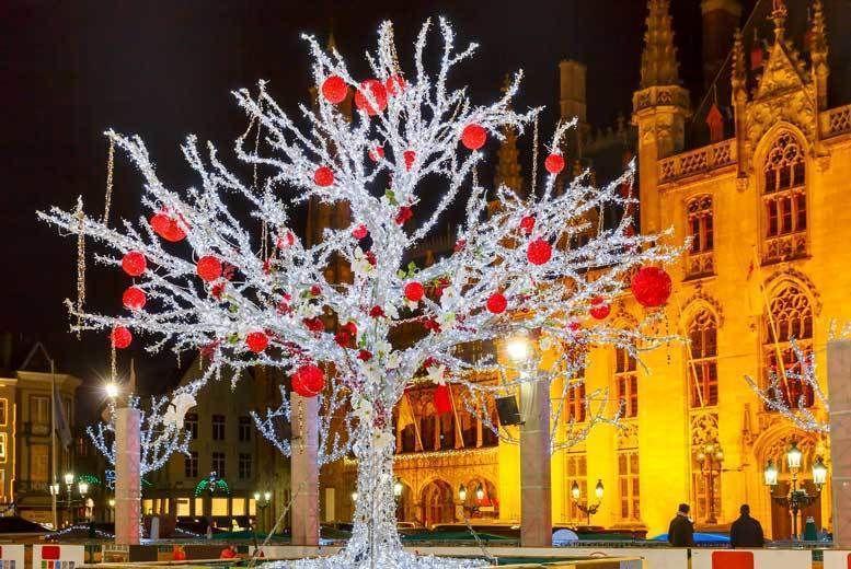 Bruges Christmas Markets Voucher