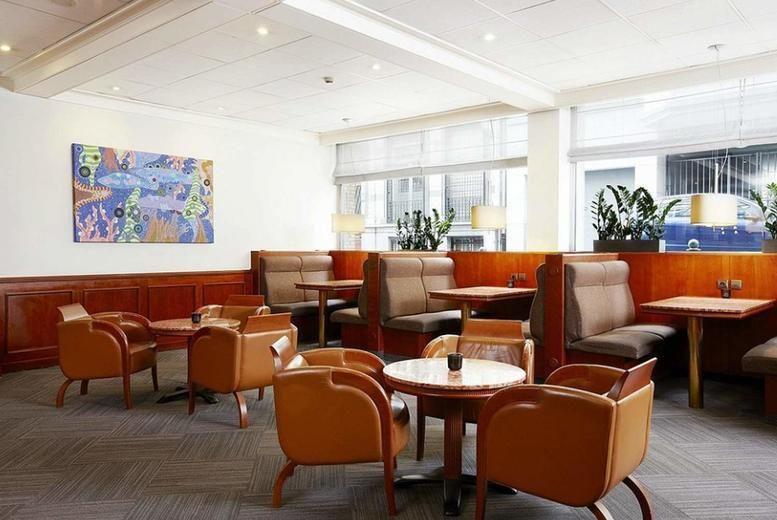 NH Brussels Stephanie - Lounge