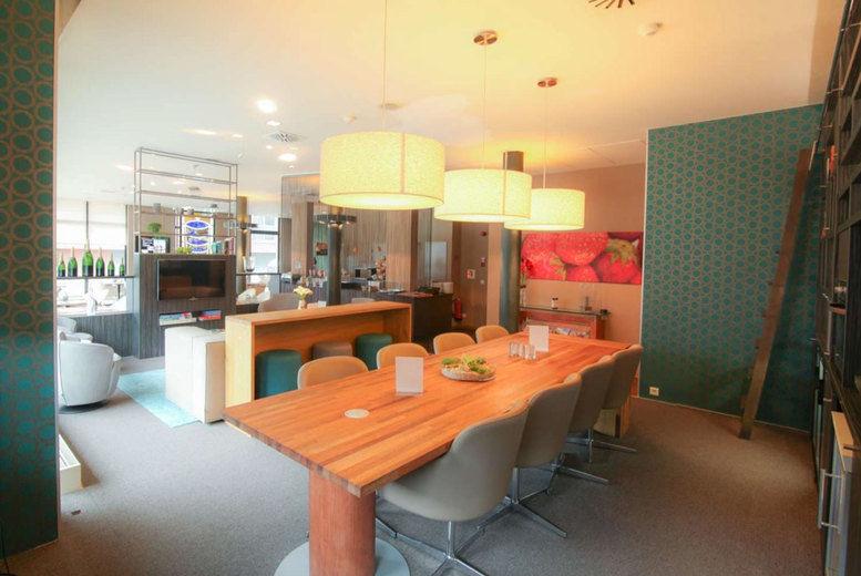 Best Western Hotel Docklands - Lounge
