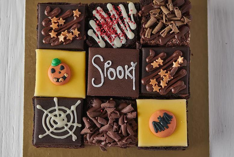 Luxury Halloween Cake Selection Deal