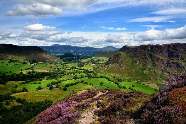 Lake District Stock Image