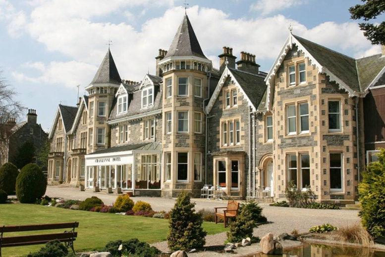 The Craiglynne Hotel-Exterior