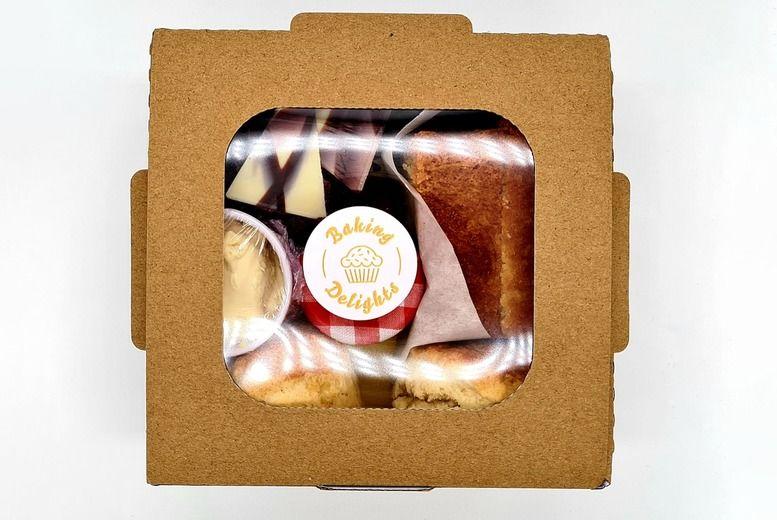 Cream Tea Delivery for 2 Voucher