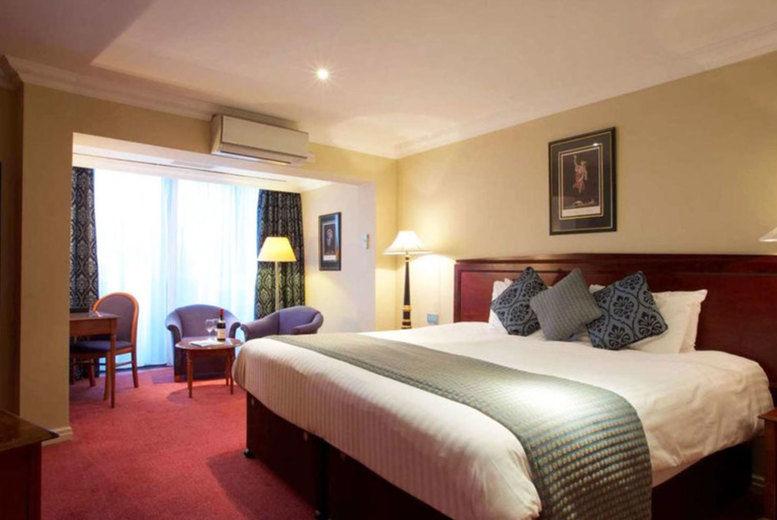 Derby Mickleover Hotel - bedroom