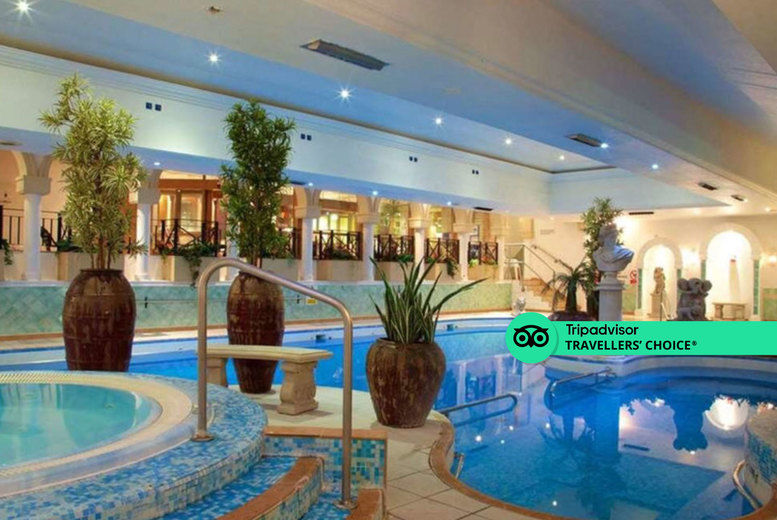 Derby Mickleover Hotel - spa 2