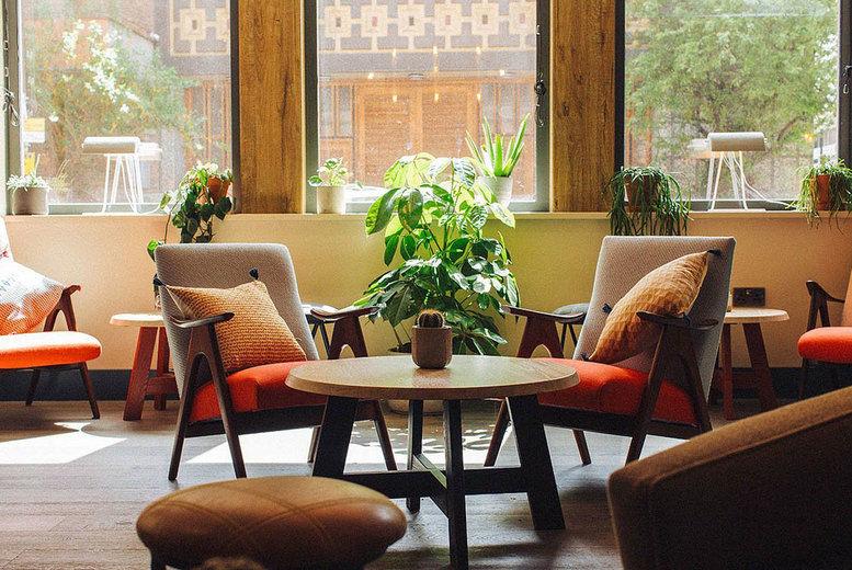 The Corner London City-Lounge