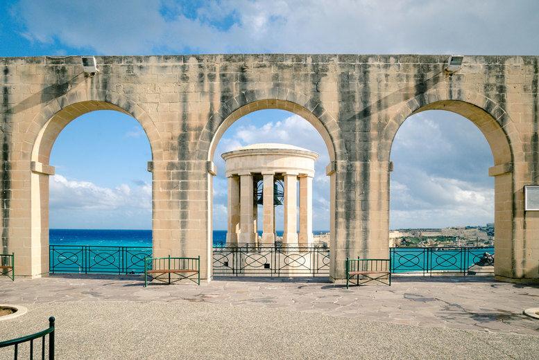 Malta-Arches