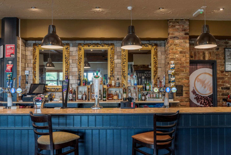 Dragonfly Hotel Peterborough - Bar