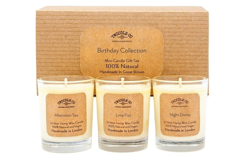 Birthday Collection Mini Scented Candle Voucher