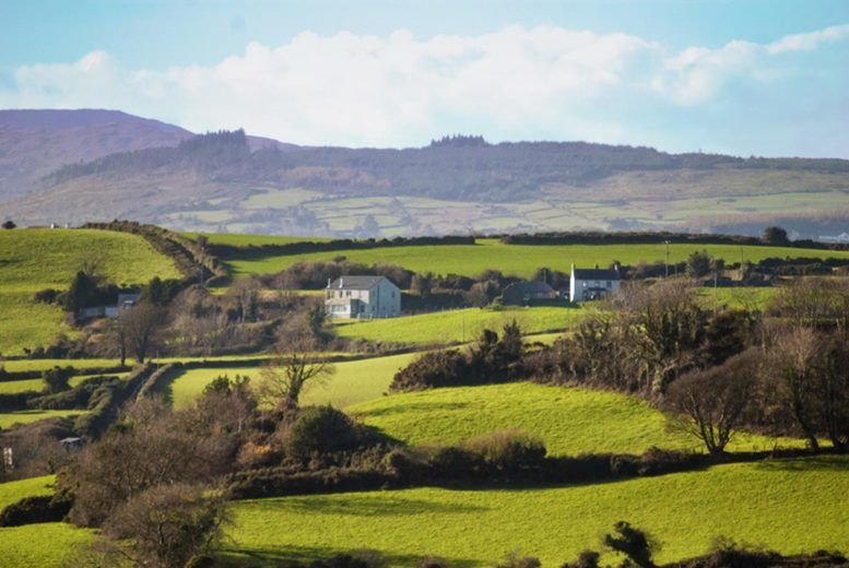 Banville House Hotel - Countryside View