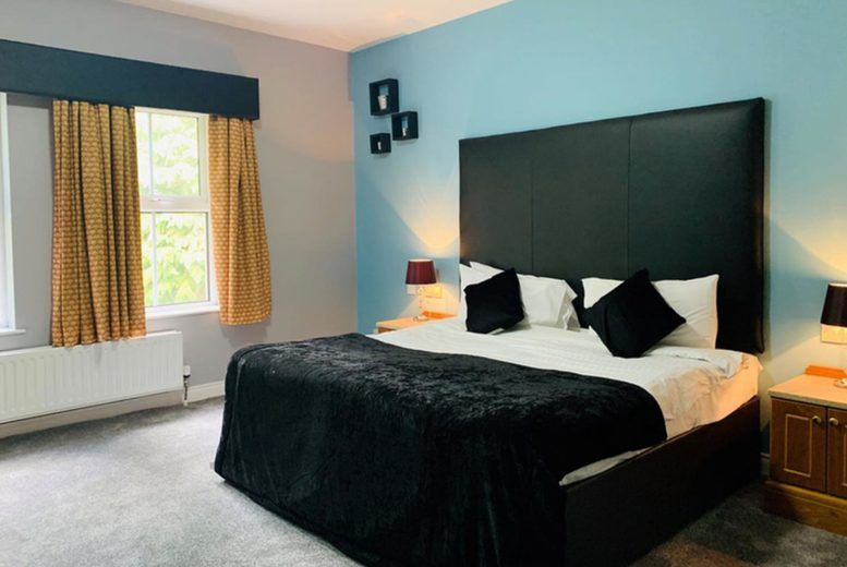 Banville House Hotel - Double Bedroom
