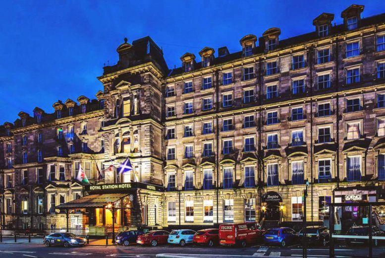 Royal Station Hotel-Exterior