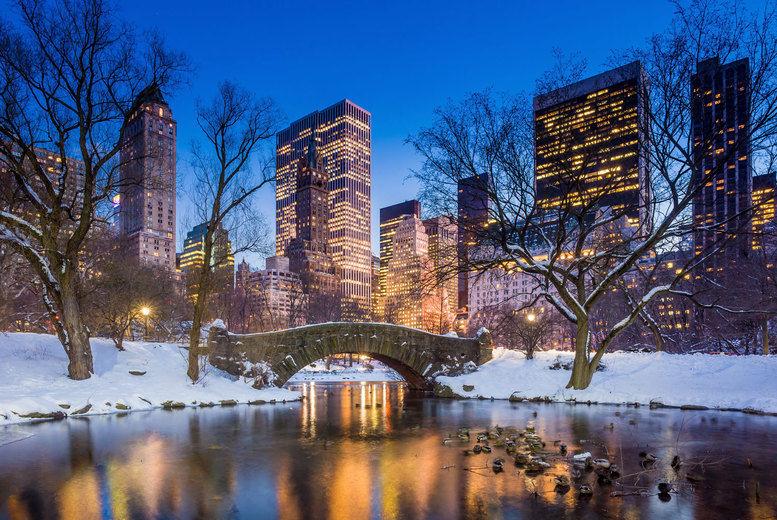 Christmas-New York