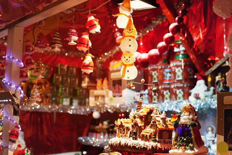 New York-Christmas Market