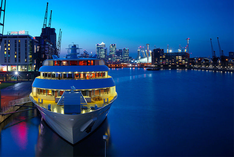 Sunborn London Yacht Hotel – Afternoon Tea For 21