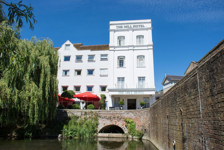 The Mill Hotel-Exterior
