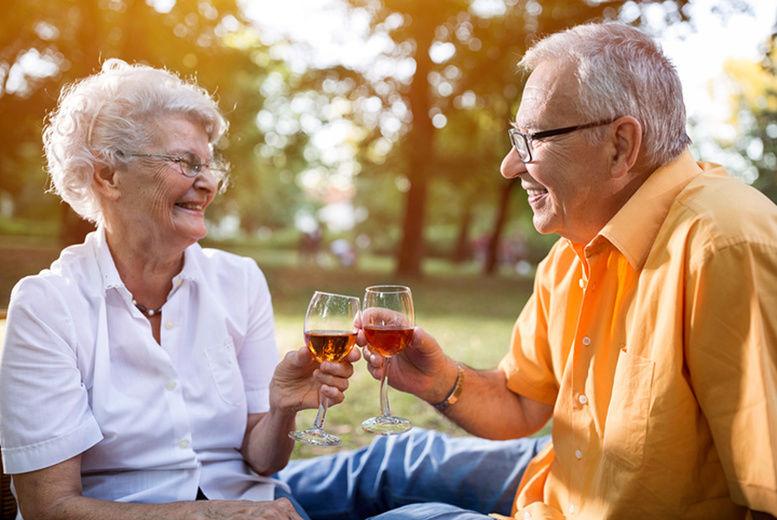 Couple-drinking